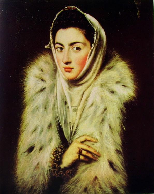 El Greco E Il Fascino Dell Ermellino Tatagioiosa