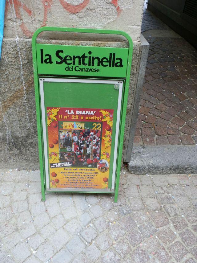 Ivrea La Sentinella, tatagioiosa.wordpress.com
