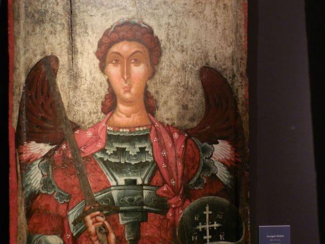 Tesori del patrimonio culturale albanese, Arcangelo Michele