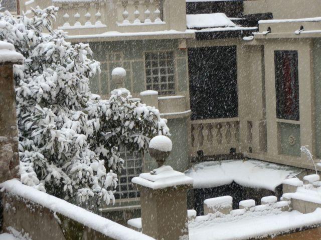 Neve a Torino, febbraio 2013