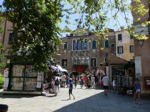 Venezia piazzetta